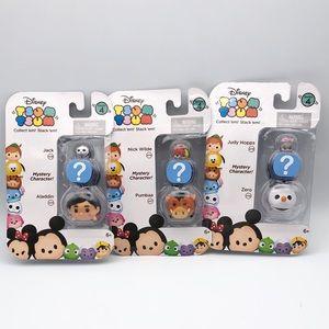 Disney Tsum Tsum Stack'em lot of 3 (Series 4) NEW